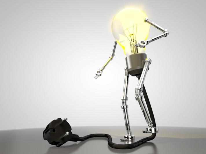 bulb man 1